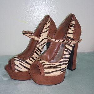 Bebe vintage heels